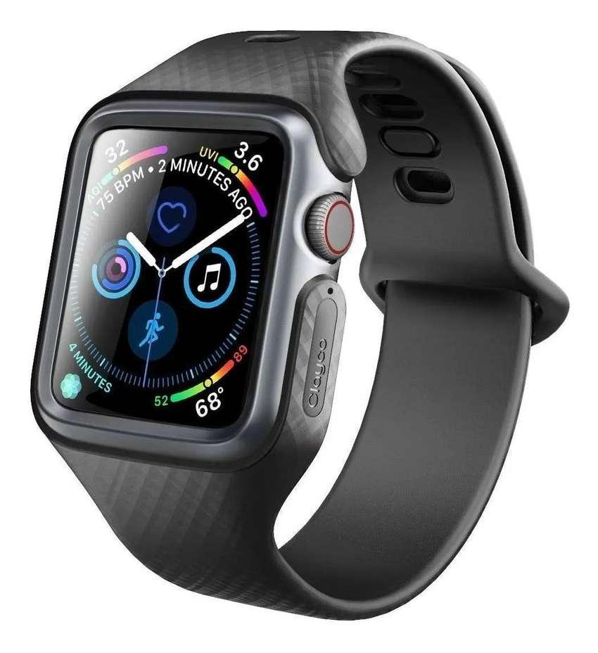 Funda Protectora Clayco para Apple Watch Series 5 / 4 de 44mm 40mm