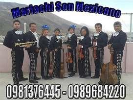 Mariachi Son Mexicano de Ibarra Garantizado