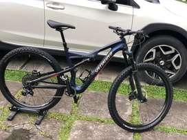 Perfecta bicicleta de montaña - Specialized!