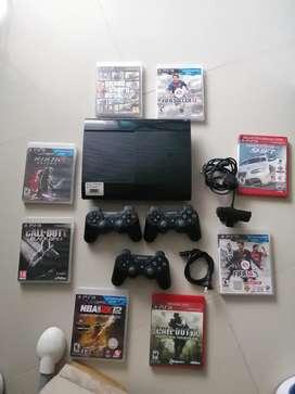 Combo completo PS3 gangazo