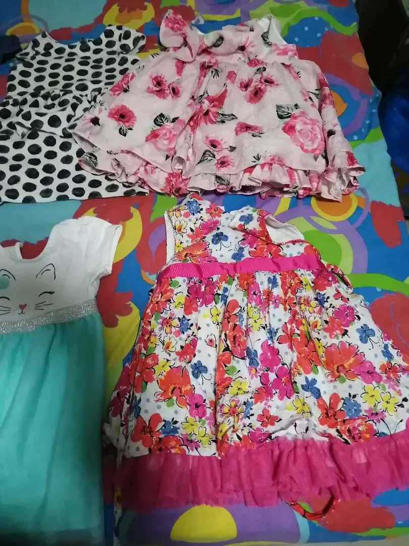 Vestidos de niña de 18 a 24 meses 0