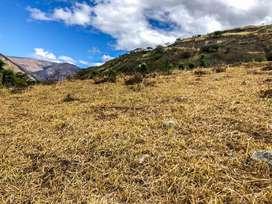 En Venta Hermoso Lote en San Joaquín, Vilcabamba