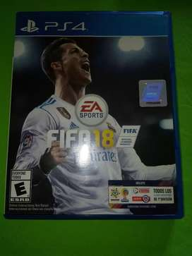 FIFA 18 play 4 impecable