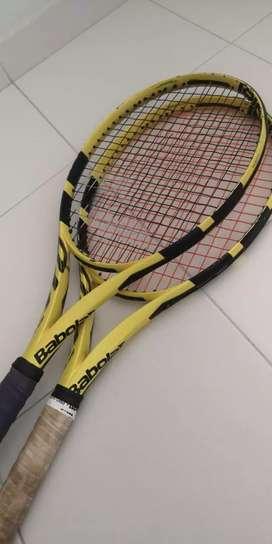 Raqueta babolat de tennis
