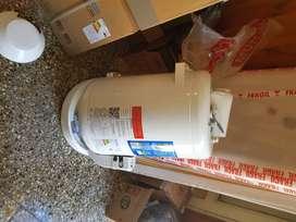 Termotanque Ecotermo 51 litros a gas Recuperacion rapida Seminuevo