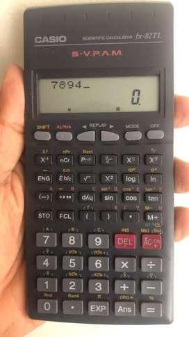 Calculadora 82TL casio