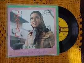 Gigliola Cinquetti lp/Disco/Sencillo  HECHO EN JAPÓN