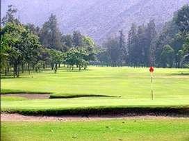 Vendo Lindo Terreno Frente Al Campo de Golf del Country Club La Planicie