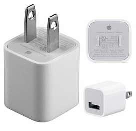 Cargador original de Iphone USB power adapter