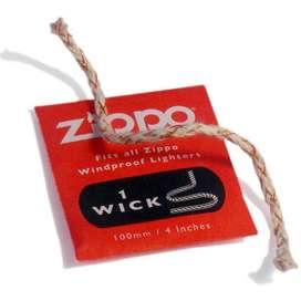 Mecha Zippo para Encendedores a Gasolina 1 Tarjeta