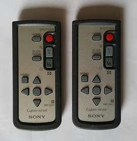 Control Remoto Sony Rmt-dsc1 Cyber-shot