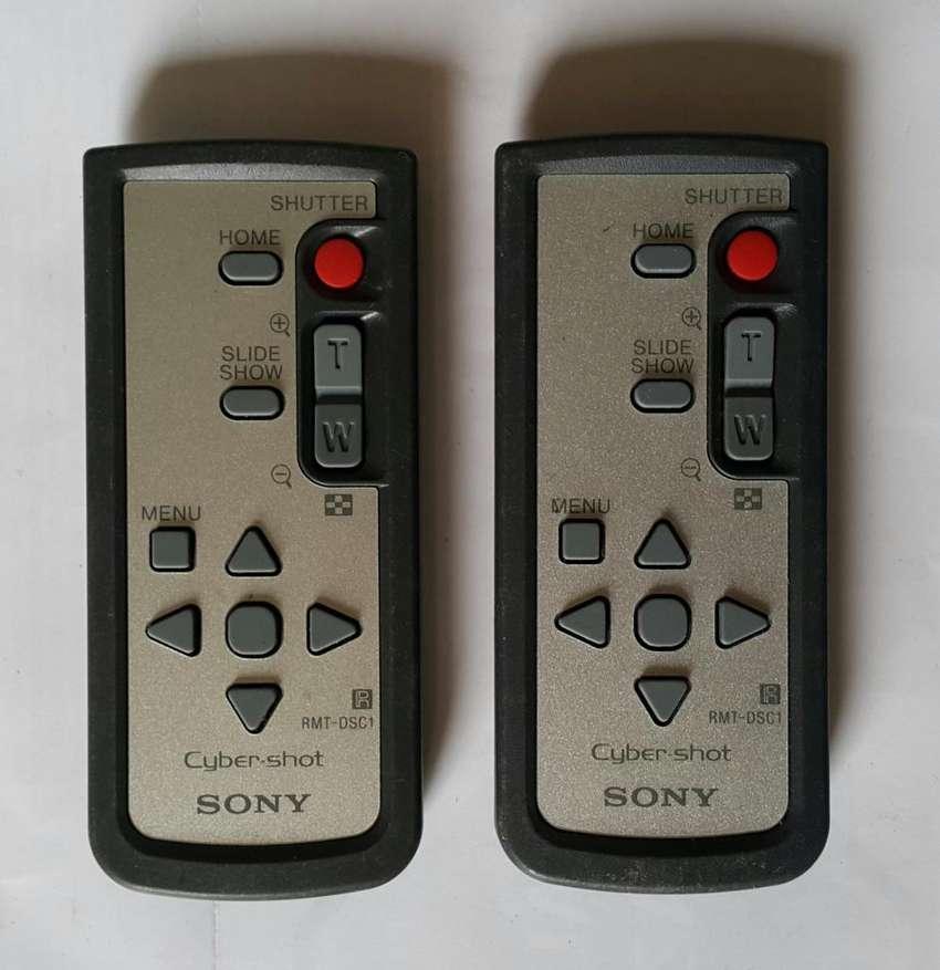 Control Remoto Sony Rmt-dsc1 Cyber-shot 0
