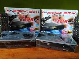 Receptor AmericaBox s305 Plus