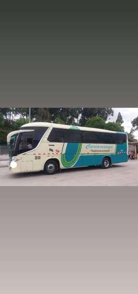 Bus Mercedes Benz 1721