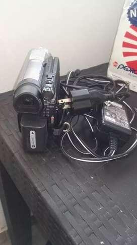 Video cámara Sony original