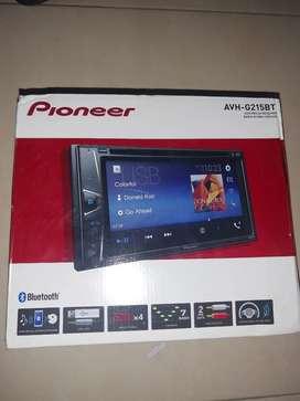 Reproductores de pantalla Pioneer