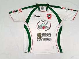 Camiseta Patriotas Boyacá saeta original talla L 2011