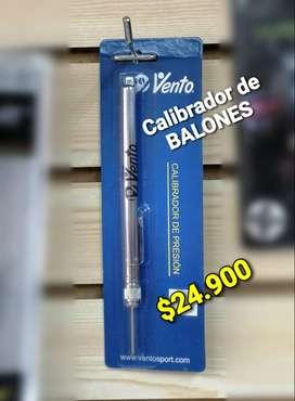 CALIBRADOR DE BALONES