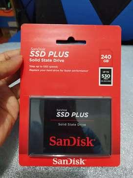 DISCO SSD SANDISK 240GB, 480GB Y 1TB