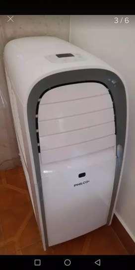 Aire portátil. Frio/calor