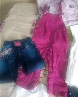 Vendo lote de ropa talla 3