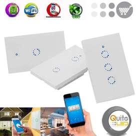 Interruptor Sonoff 2 Contactos Quitoled