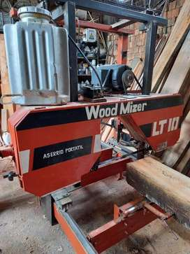 Sierra portatil wood mizer LT10
