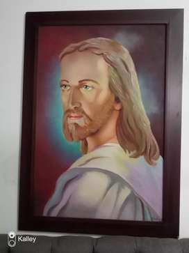 Vendo cuadro de Jesús