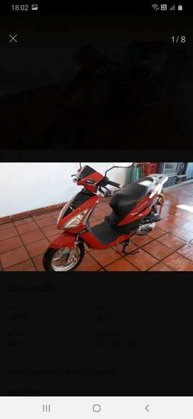Scooter beta 80