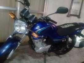 Vendo Yamaha YBR 125 cc