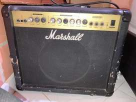 Amplificador marshall G30R CD