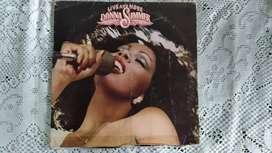 Colección Concierto Donna Summer en LP