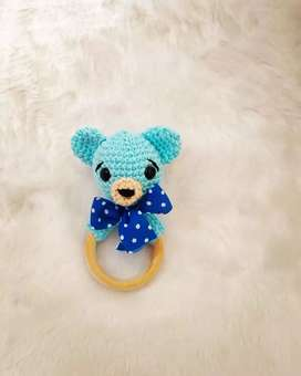 Mordillo oso teddy