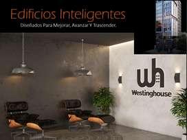 Edificios Eco-eficientes y Ambientales con Sistema de Ahorro de Agua y Energía.