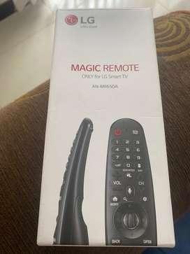 Magic remote LG