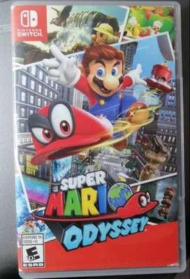 Video Juego  Mario Odyssey