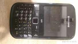 Para repuestos o reparar. Celular Samsung gt-s3350