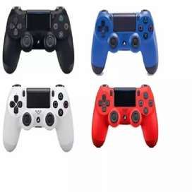 asombrosos controles ps4 unicolor.
