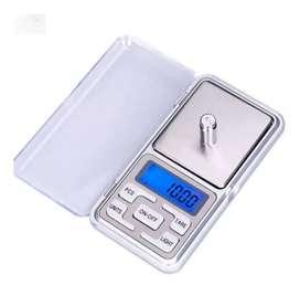 Mini Báscula Digital Gramera Pesa De 0.1g A 500g