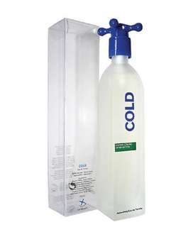 Perfume Cold de Benetton para Caballero 100ml ORIGINAL