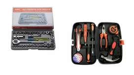 Kit caja de herramientas