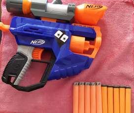 Pistola NERF,SCOUT MKII,NUEVA