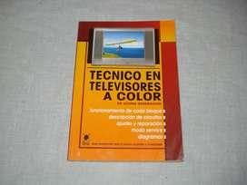 Libro Técnico en Televisores 2008