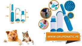 Peine Removedor Perros Gatos Muebles 2 En 1 Gruponatic San Miguel