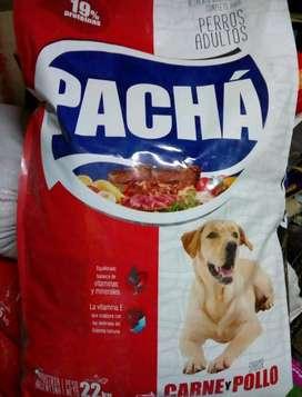 Alimento para Perros Pachá
