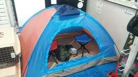 Carpa de camping 3 Personas Nadeportes.