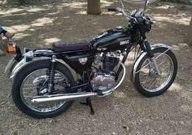 Honda CB125S JAPON papeles al día