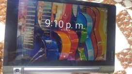 Tablet yoga Lenovo cámara giratoria memoria expandible