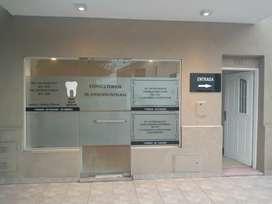 Alquiler de consultorio