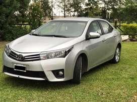 Auto Toyota Corolla Xei Año 2014 Usado